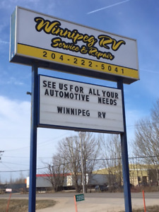 COMPLETE AUTO SERVICES + REPAIRS - WINNIPEG RV SERVICE & REPAIR