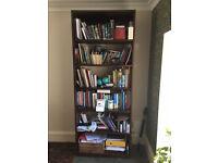 Dark Oak Habitat Bookcases