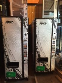 Dixie Narco 276e Cold Drinks Vending Machine