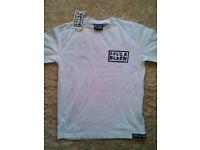 LAB white tshirt brand new M size (RRP 24.99)