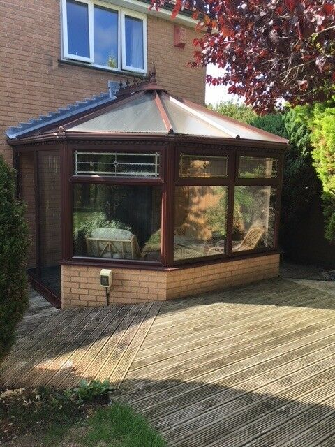 For Sale Complete Conservatory And Patio Doors Collection Only