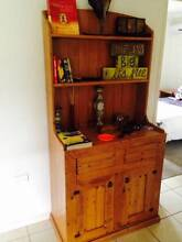 Handmade Recycled Timber Kitchen Hutch Dresser Cairns North Cairns City Preview