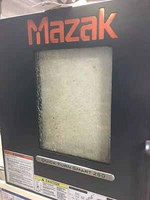 Mazak Smart Turn 250 Headstock, w/ Built-in Motor & Actuator, Mfg'd: 7-2014 Used