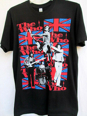 THE WHO...ROCK & ROLL...T-SHIRT...NEW...sz L