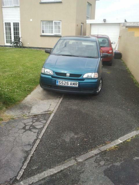 seat vw arosa lupo 1 4 in st austell cornwall gumtree. Black Bedroom Furniture Sets. Home Design Ideas