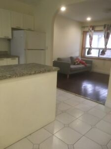 Downtown Toronto house for rent