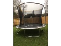 Trampoline 8ft with safety net