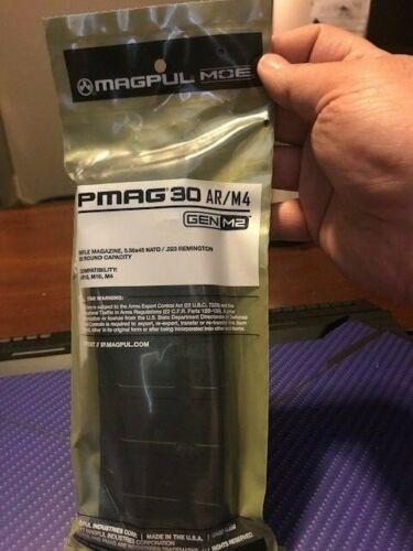 Magpul Pmag 30 AR M4 5.56x45 Nato .223 Remington 30 Round Magazine New Sealed
