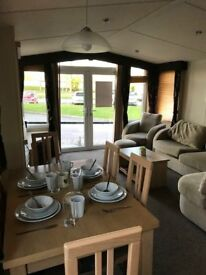 Holiday Home Available Now Complete with Decking - IN THE COTSWOLDS