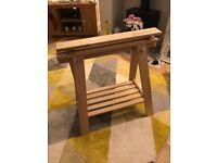 Ikea Finnvard Trestle Table Legs x2