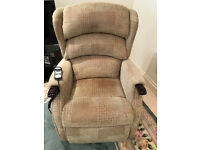 Celebrity Recliner Chair-Lift & Tilt-Single Motor-GUARANTEE INCLUDED