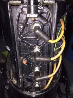 Mercury Blueband 50HP Outboard Motor Excellent Condition Wantirna South Knox Area Preview