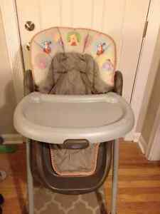 Graco Meal Time High Chair - Winnie the Pooh