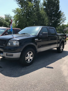 Certified 2005  Ford  F150   FX4    OFF ROAD