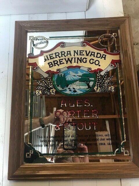 Sierra Nevada Brewing Company Mirror Picture