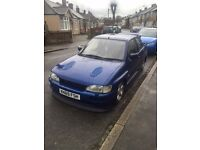 1993 MK5 Ford escort RS 2000 Cosworth turbo full Wide arch bodykit replica conversion lookalike swap