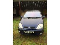 Renault Scenic 1.9 dci 2003 £575