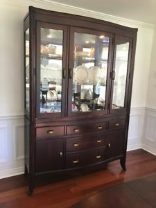 Moving Sale Formal Dining Room Set