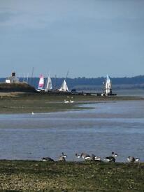 CHEAP FIRST CARAVAN, Steeple Bay, Burnham, Essex, Southend, Maldon, Clacton