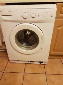 Beko 6 Kg 1500 spin Washing Machine