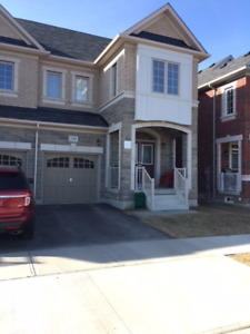 A natural park view 4 bedroom house in Oakville