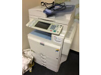 Aficio MP C5501 Used Fully Working Condition Great Machine
