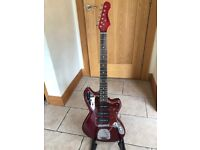 Hutchins Beachcomber - Metallica Red- Limited Edition