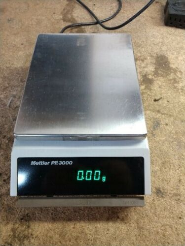 Mettler PE precision scale