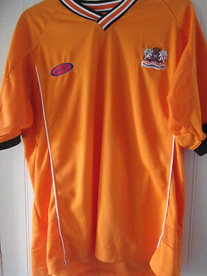 Peterborough United 2002-2003 Away Football Shirt Size XL /35540 image