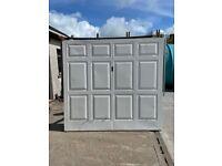 NEW Garage Door (Complete)