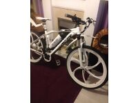 One off specialized electric bike