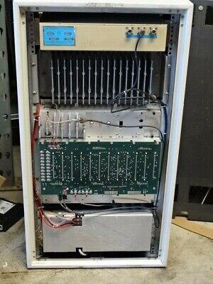 Motorola Micor Series High Power Repeater Base Station Cabinet C44rcb-3105bt