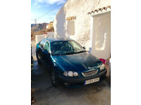 Spanish Registered Toyota Avensis 1998 RHD not LHD Spain