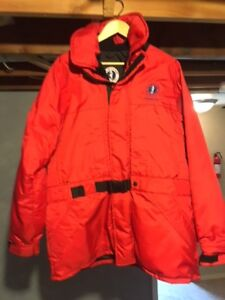 Mustang Integrity floating survival jacket