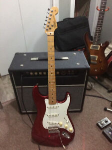 Tokai Goldstar Sound Stratocaster (early 80s)
