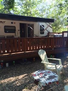 RV & LOT #95 Greenwater Lake RV Park