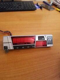 Digitax F2 taxi meter