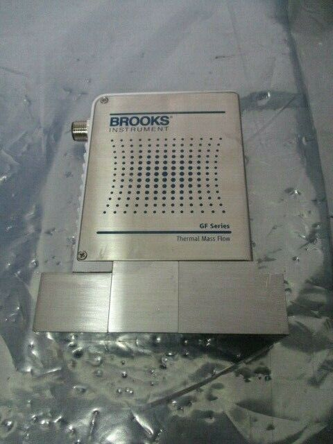Brooks GF125CXXC Thermal MFC AR 5000 SCCM, 0190-40281-02, GF125C-100040, 407644