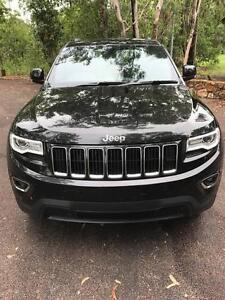 2016 Jeep Grand Cherokee Laredo Wagon