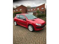 Peugeot 206 1.4 HDi Look 3dr (a/c)