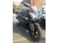 2014 ABS Yamaha YZF R-125 r125 in Grey great condition