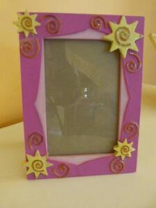 Pink/Yellow Stars Frame Mount Gravatt Brisbane South East Preview