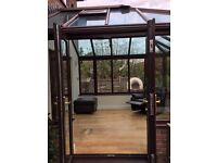 Rosewood UPVC Conservatory