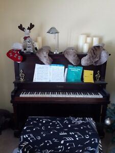 Free Piano - 100 years old, great condition