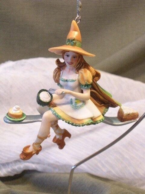 Dragonsite Munro Kitchen Witch A Zap of Zest BA65007 (65007) Brand New in Box