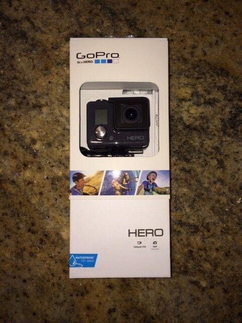 GoPro HERO HD Waterproof Action Camera GoPro Hero HD