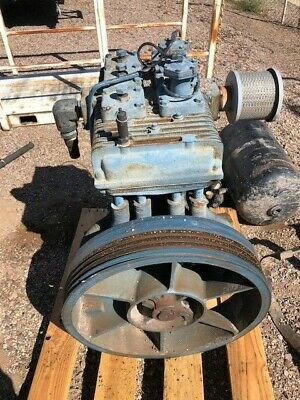 Quincy Air Compressor Model 390-108