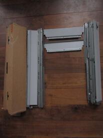 Blum Tandembox Antaro Drawer Pack Height 83mm x Depth 500mm x Width 400mm - Grey