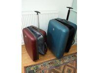 """2 """"Tripp"""" suitcases"""