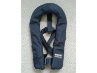 Lifejacket. Baltic Winner 150, manual. Never worn.